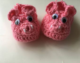 Crochet slippers, Novelty baby shoes, Baby slippers, Baby booties, Crochet baby booties, Baby shoes, photo prop