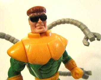 Vintage Marvel DOctor Octopus Figure 1996