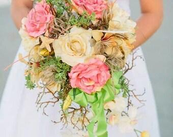 Bridal Beach Wedding Bouquet