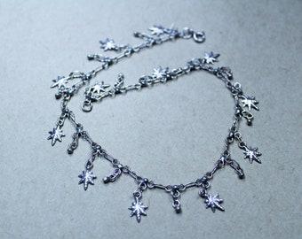 anklet - silver (925 adjustment)