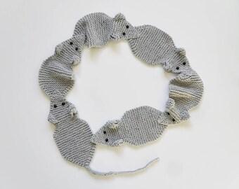 Knit / Rat Race Scarf