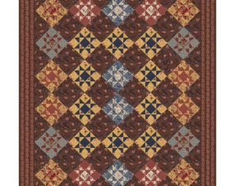 SALE!! Rachel's Garden Quilt Pattern by Betsy Chutchian Designs