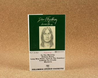 Dan Fogelberg - Home Free Cassette Tape - US Recording - Columbia Records - Vintage Music - Near Mint Condition