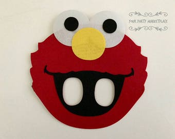 Elmo Party, Party Favors, Elmo Birthday, Sesame Street Party