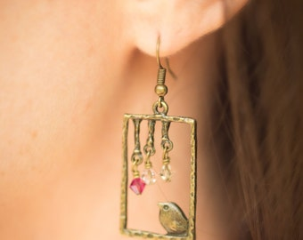 Fly to Freedom Earrings