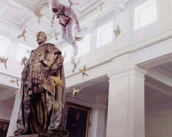 """Jeremy Geddes """"Imperator"""" Limited Release Fine Art Giclee. Signed and Numbered"""