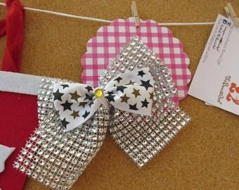 Sparkle Star bow