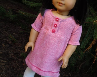 """American girl doll or 18"""" doll outfit,dress and leggings"""