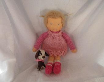 Aelyn   Waldorf style doll