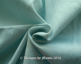 Baby Blue Dupioni Indian Art Silk Fabric, Art Silk Dupion Fabric By The Yard, Sky Blue Art Silk, Bridesmaid Fabric,Celeste Blue Dupioni Silk