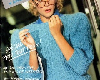 Knit Penguin special woman and man 35 patterns catalog