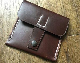 Horween Chromexcel Minimalist Wallet Version 1