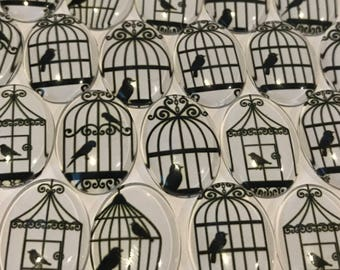 Bird Cage Magnets