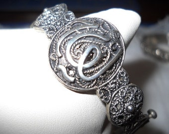 Vintage childs' bracelet