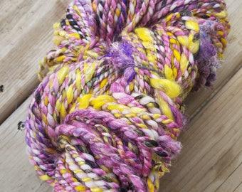 Handspun 2 Ply Art Yarn