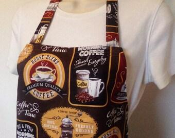 Full Apron - Coffee Time