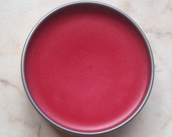 Red lip tint Natural red lipstick - lip moisturizer - rose liptint