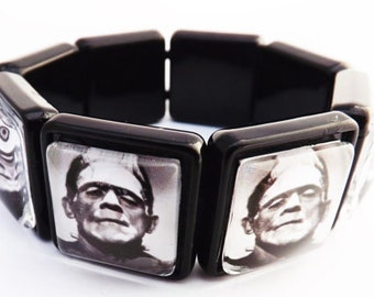 Frankenstein Statement Bracelet