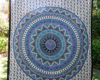 Mandala Tapestry/Throw N19