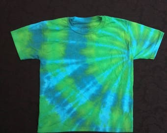 Youth Tie Dye Shirt