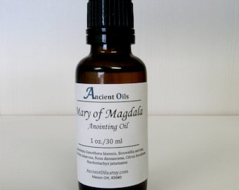 Mary of Magdala (Mary Magdalene) Sacred Oil