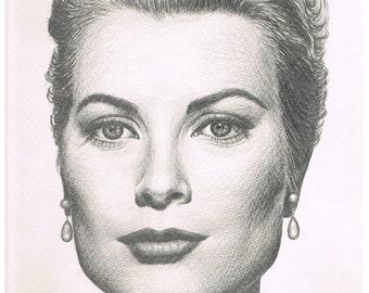 Custom Hand-Drawn Portraits