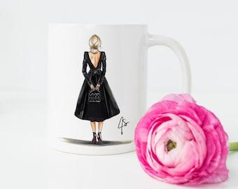 The Little Black Dress (MUG)