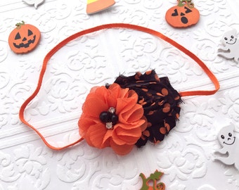 The Halloween Delights Headband or Hair Clip