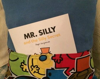 Storybook Cushion 'Mr Men'
