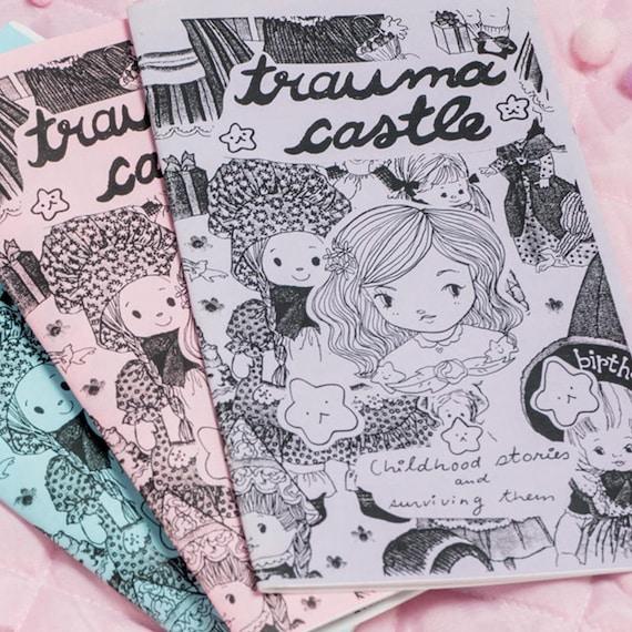 Trauma castle: Childhood stories & surviving them