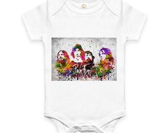 Pink Floyd Baby Bodysuit/Pink Floyd/Babyshower Gift