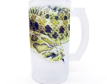 Western Hognose Stein (Glass)