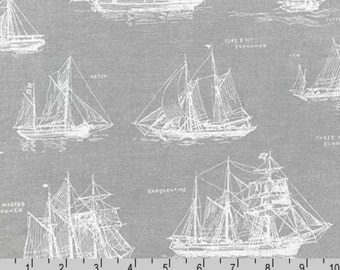 Down by the Sea - Grey Ships by Wild Apple from Robert Kaufman