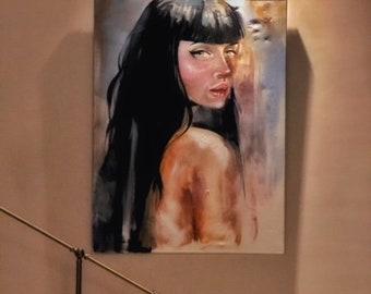 paint gallery artist Beauty art for sale Arabic art