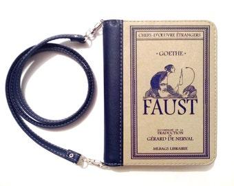 """Book clutch """"Faust"""""""