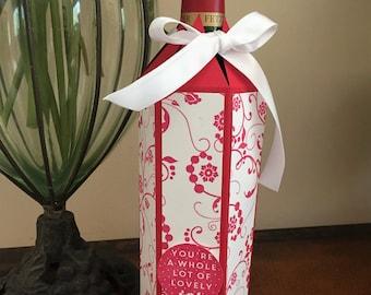 Gift Bottle Holder