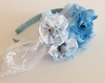 Sky Blue Headband