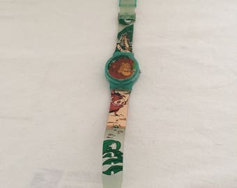 Vintage Lion King Kids Watch