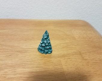 Ceramic Tiny full Pretty tree (#837)