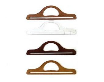 2 long bag handles