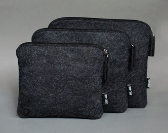 Techie Pouch, Power Cord Case, for Digital Accessories and others.
