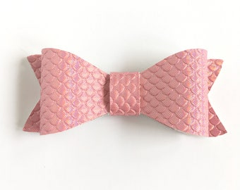 Pink Bow, Baby Headband, Hair Clip, Hair Bow Pink Hair Bow