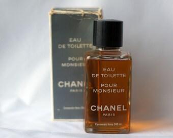Chanel Pour Monsieur EDT for Men 240 ml Vintage