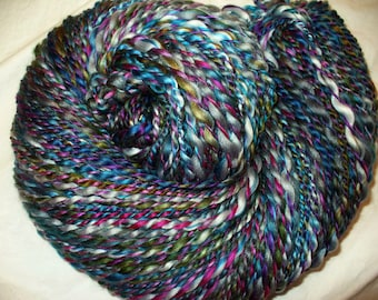 Hand Spun Synthetic Yarn for Knitting Yarn