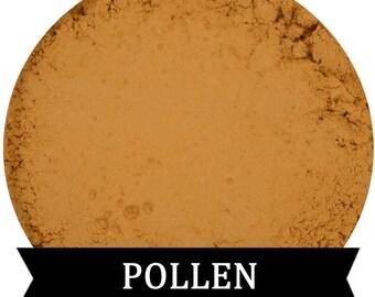 POLLEN Matte Honey Gold  Eyeshadow