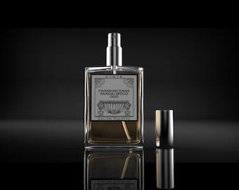 Frankincense Sandalwood Oud, EDT, fragrance