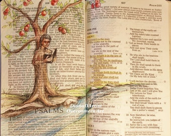 Psalm 1 - Delight in the law of the Lord and prosper