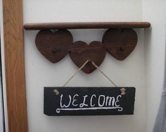 Welcome Slate Sign