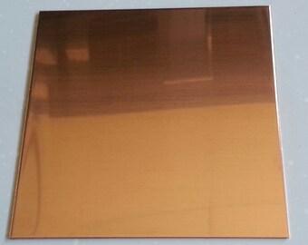 24 gauge Copper Sheet Metal