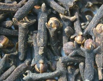 Cloves 8 oz. Over 100 Bulk Herbs!